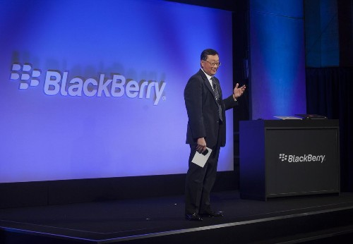 Why The New BlackBerry 5G Could Be A Striking Success