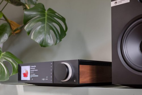 Cambridge Audio's New Evo 150 Is A Compact And Classy Performer