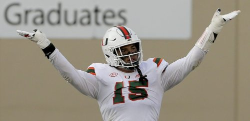 Miami's Jaelan Phillips Would Give The Packers A 'Fab Four' At Outside Linebacker