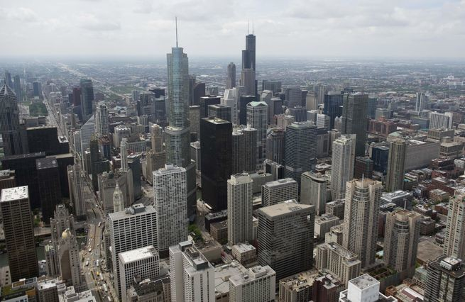 Chicago. Bubble risk: –0.70 – undervalued.