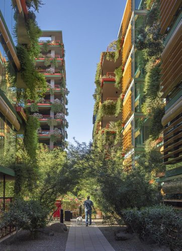 Well-Designed Outdoor Green Spaces Will Remain Popular In Post-Covid Residential Construction