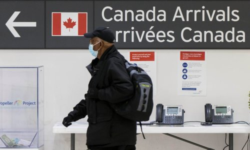 Over A Dozen Flights From The U.S. Brought Covid-Infected Passengers To Canada In A Single Week
