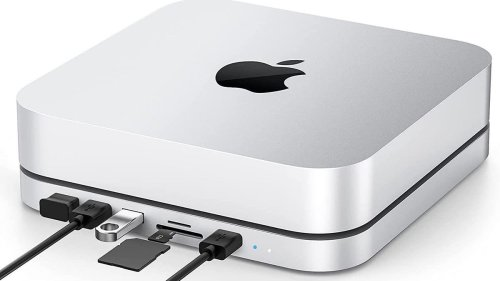Apple's Mac Mini Is So Much Better With A Docking Station Like This One From Elecife