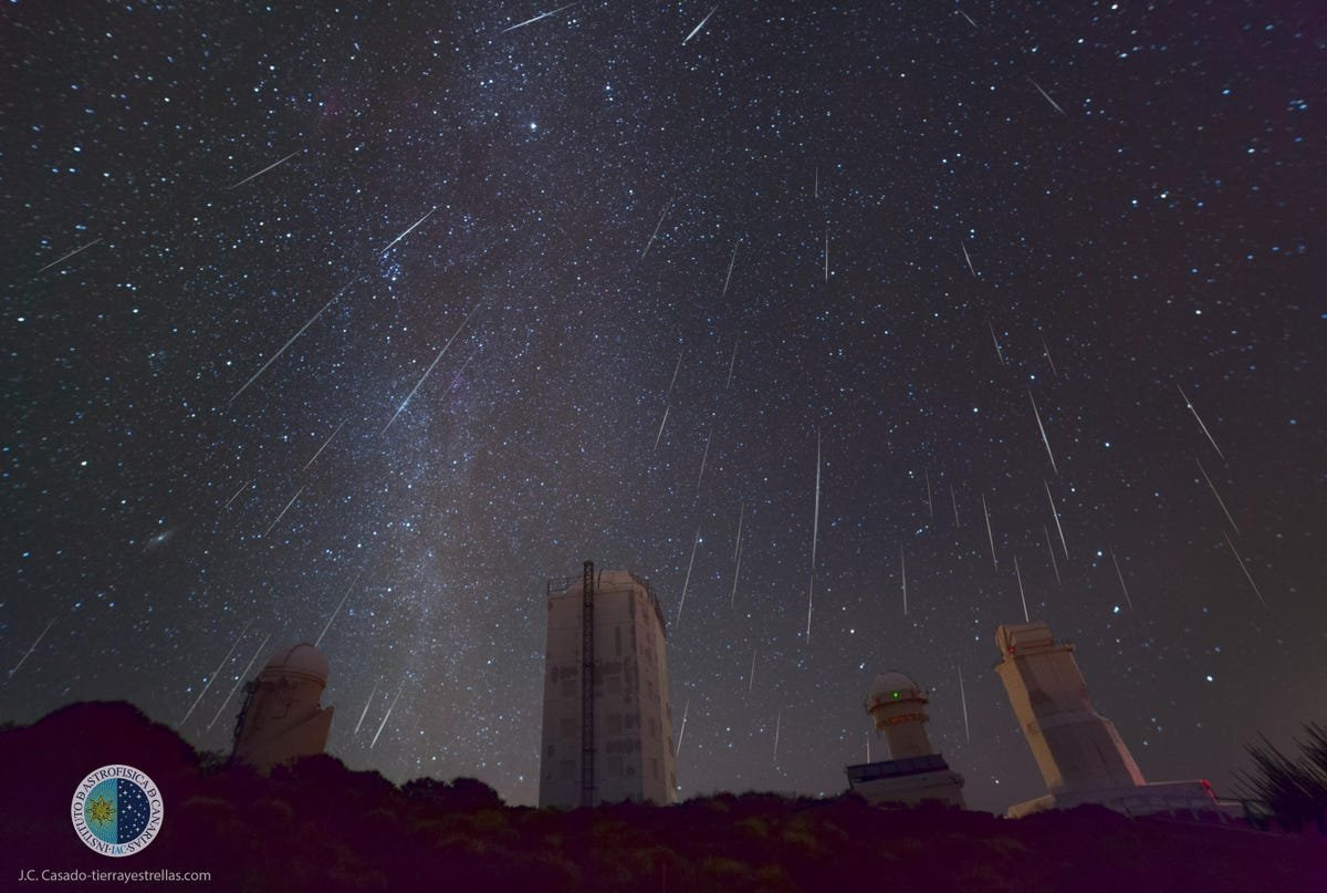 Discover geminid meteor shower