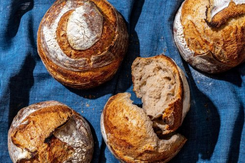 Follow These Influencers To Learn About Making Bread And Sourdough At Home