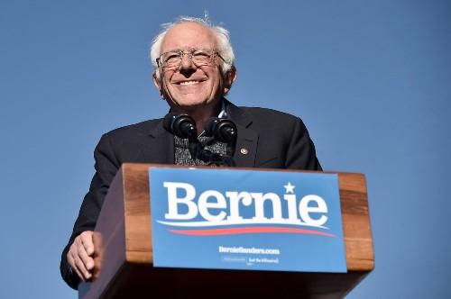 Bernie Sanders: Let's Cancel Student Loans And Pass $2,000 Stimulus Checks Without Republicans
