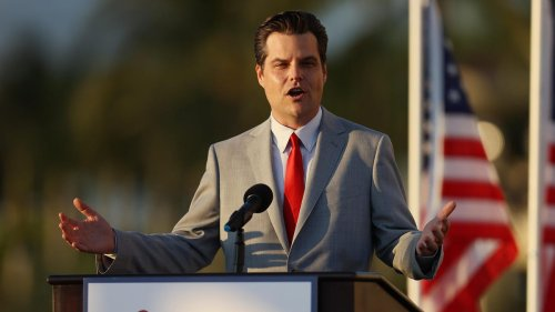 Third House Republican Says He Gave Donation From Matt Gaetz To Charity