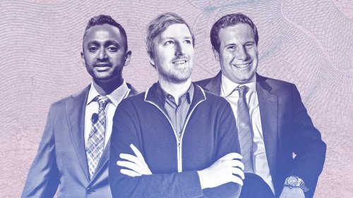 Chamath Palihapitiya And Nine Other New Billionaires Minted By The SPAC Frenzy