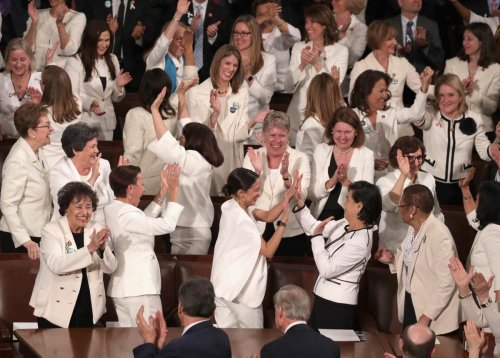 Record Number Of Women To Serve In The 117th U.S. Congress