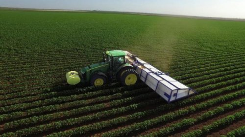 Blue River Technology Uses Facebook AI For Weed Control