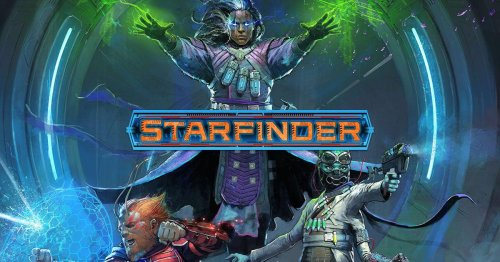 Starfinder Is More Than D&D In Space