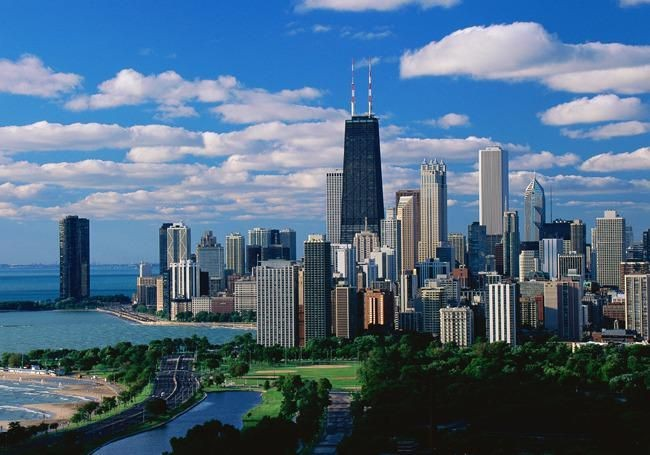 No. 10 Chicago, Illinois