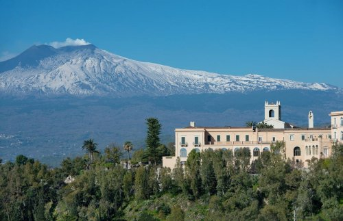 Why A Stay At Sicily's San Domenico Palace, Taormina, A Four Seasons Hotel, Is A Bonafide WanderMUST