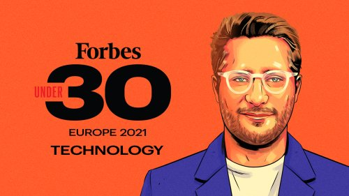 Forbes 30 Under 30 Europe 2021: Technology