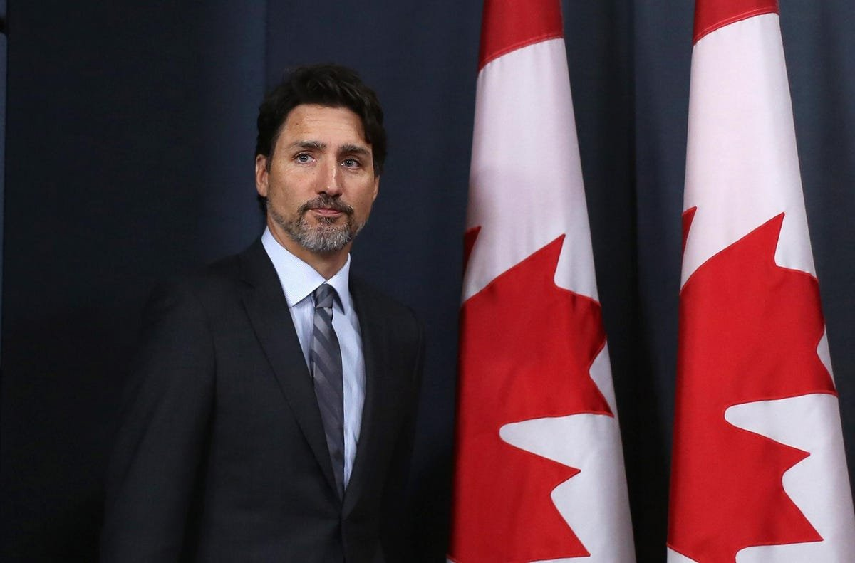 Trudeau: Canada Is Working On A Phased Reopening — But Only For Vaccinated Visitors