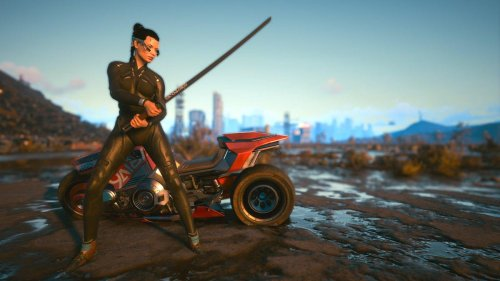 'Cyberpunk 2077' Is Way Off Schedule For A 'No Man's Sky' Style Comeback