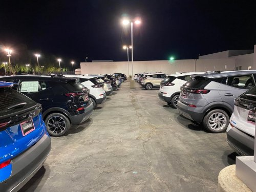 As 2022 Chevy Bolt Stacks Up At Dealers, Choices Evaporate For GM EV Buyers