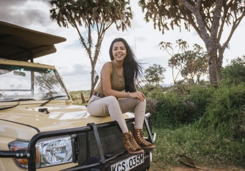 Nikki Eslami Launched A Multi-Pillar Conservation Venture Disrupting The Philanthropy Landscape