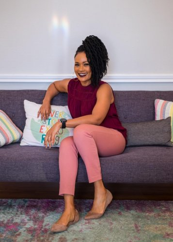 Dr. Ebony Butler, Licensed Psychologist, And Food Relationship Strategist Gets Real About The Dangers Of Diet Culture And Social Media For Black Women