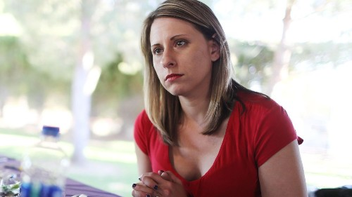 Former Rep. Katie Hill Sues Ex-Husband For Revenge Porn