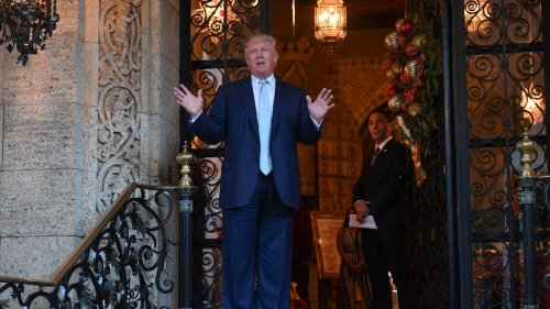 Trump Can Legally Live At Mar-A-Lago, Palm Beach Says