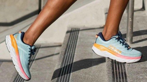 7 Of The Best Cushioned Running Shoes For Women That'll Go The Distance