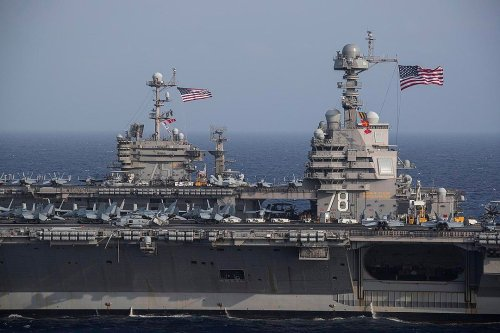 Why Nothing Can Replace Large-Deck, Nuclear-Powered Aircraft Carriers In U.S. Strategy