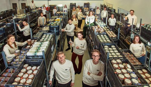 How This Dutch Startup Plans To Disrupt The Supermarket Landscape