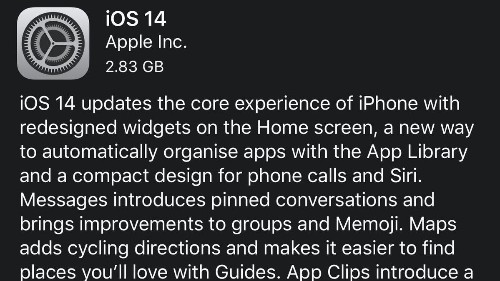 Apple Releases iOS 14: Long-Awaited Debut Of Stupendously Different Software
