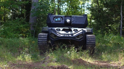 The U.S. Army's Robot Tanks Will Make Great Bait