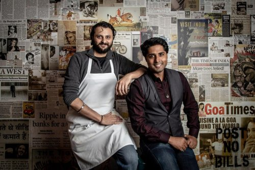 New York City Restaurateur Roni Mazumdar Is Reimagining Indian Food