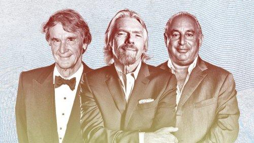 U.K. Billionaires Are Collectively $61 Billion Richer Than A Year Ago