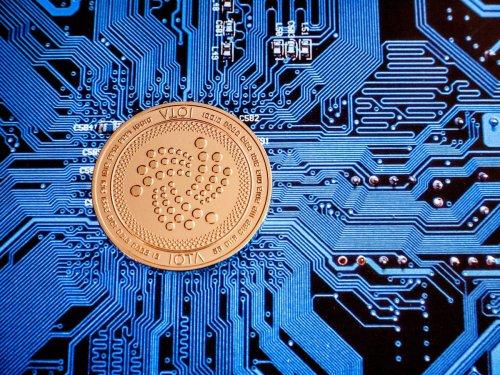 IOTA Keeps Climbing, Outperforming Other Major Cryptos