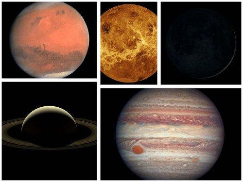 Four Planets (But No Moon) Will Be Visible To The Naked Eye Tonight