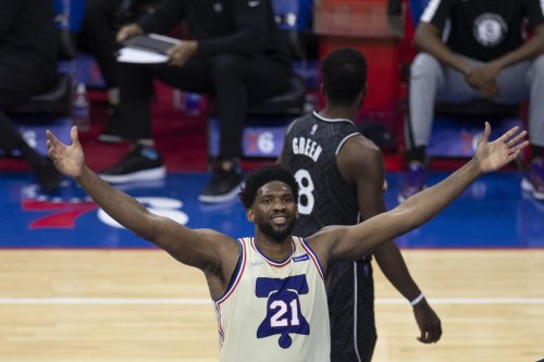 Joel Embiid Is Making A Late Push Up The NBA's MVP Leaderboard