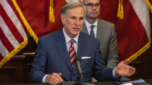 After Lifting Covid Restrictions, Gov. Greg Abbott Claims Undocumented Immigrants Are Spreading Virus In Texas