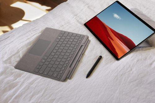 Stunning New Surface Pro X Will Challenge Apple's MacBook
