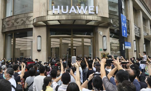 Huawei Launches Search In New Strike At Google And Android
