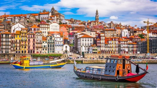 Five Stunning Portuguese Cities To Visit After Lisbon