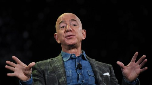 Jeff Bezos Is Once Again Worth A Staggering $200 Billion