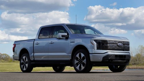 Ford's New Electric Pickup Could Spark Changing Attitude In Oil Industry
