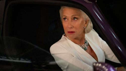 Helen Mirren Is In The Driver's Seat, Discussing Her 'F9' Return And Pay Equality In Hollywood