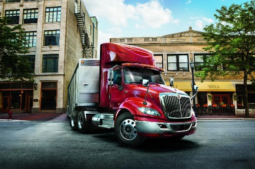 GM, Navistar Join Hydrogen Truck Convoy With Fuel Cell Semi Alliance