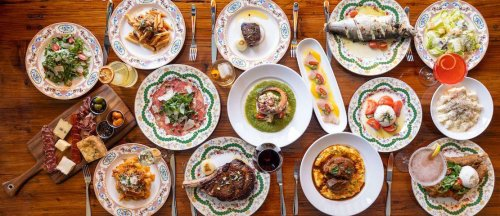 New York's Puttanesca Gets All The Flavors Right For Roman And Sicilian Food.