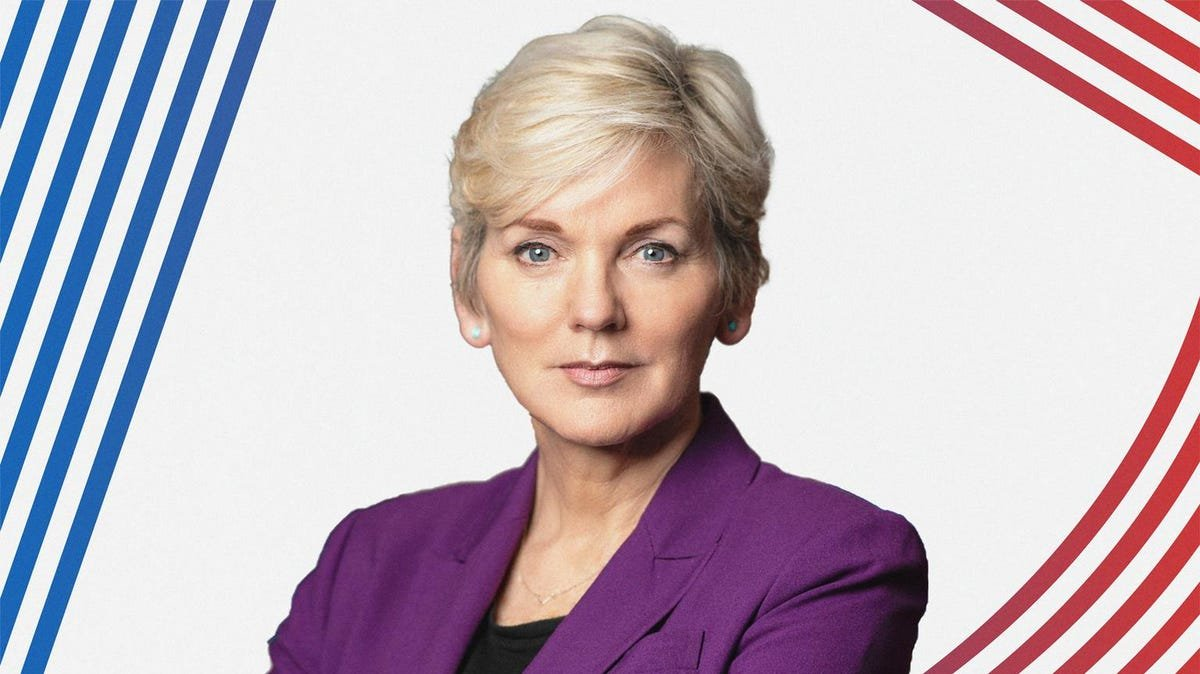Here's How Much Energy Secretary Jennifer Granholm Is Worth