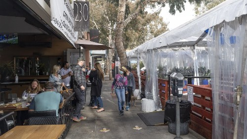 California Lifts Stay-At-Home Order: Outdoor Dining, Salons To Reopen