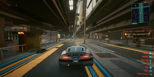 Cyberpunk 2077's Better PS4 Performance Has Cost Most Of Its Pedestrians And Traffic