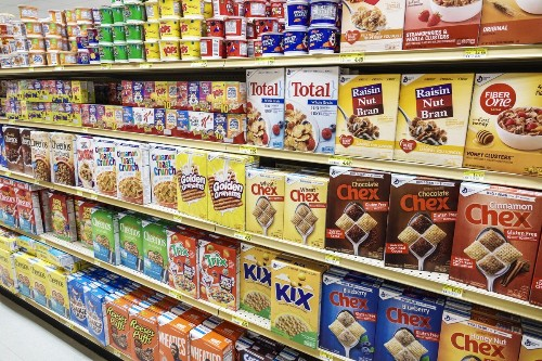 Why The Retirement System Is Like The Cereal Aisle