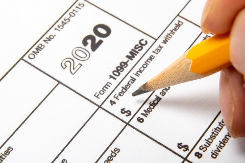It's IRS 1099 Time, Beware New Gig Form 1099-NEC