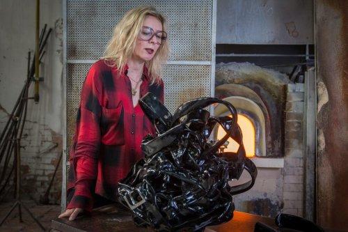 Venice's Murano Glass Smashes Convention In New Florida Exhibition